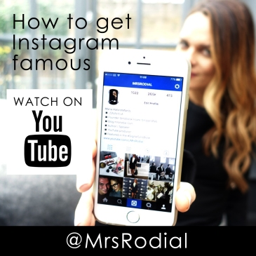 how-to-get-instagram-famous