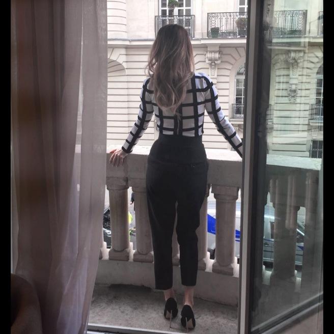 Paris, fashion week, Madame Figaro magazine