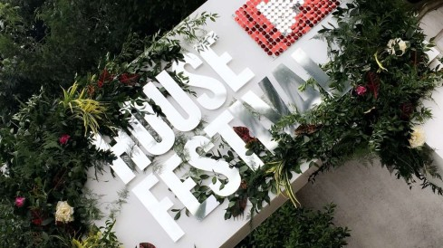 house festival