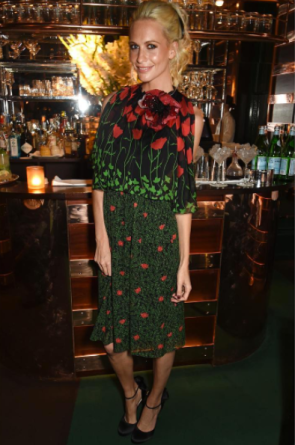 Poppy Delevingne Rodial Dinner