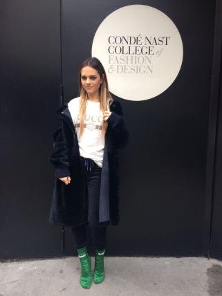 Maria Hatzistefanis Conde Nast College of Fashion