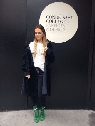 Maria Hatzistefanis Conde Nast College of Fashion