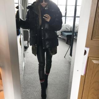 Maria Hatzistefanis NYFW fashion