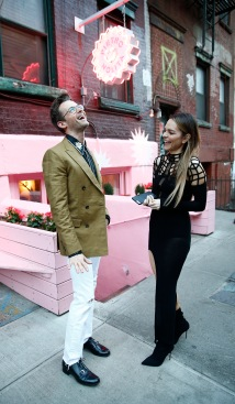 Maria Hatzistefanis and Brad Goreski Host Rodial VIP Dinner, New York