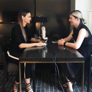 Maria Hatzistefanis - Mrs Rodial - Breaking beauty podcast - Carlene Higgins