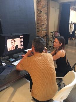 Maria Hatzistefanis, Mrs Rodial, Rodial shoot, white rabbit studios