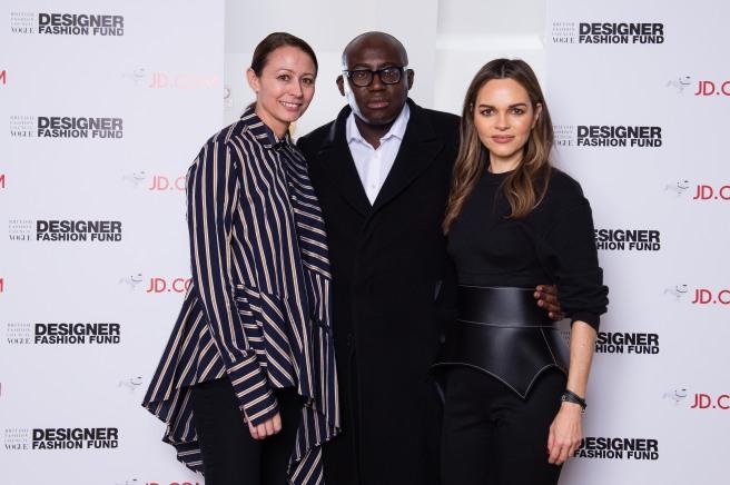 BFC/Vogue Designer Fashion Fund Final Judging Day