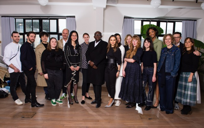 BFC/Vogue Designer Fashion Fund Final Judging Day