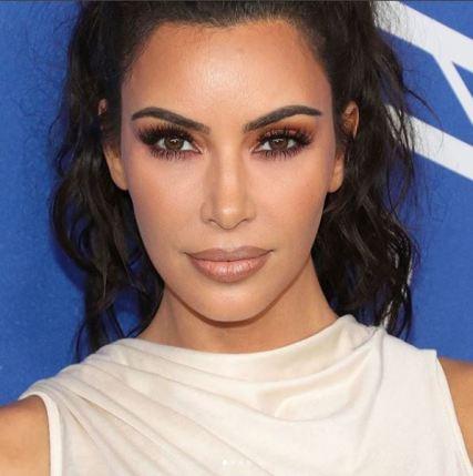 Kim Kardashian CFDA awards x Rodial